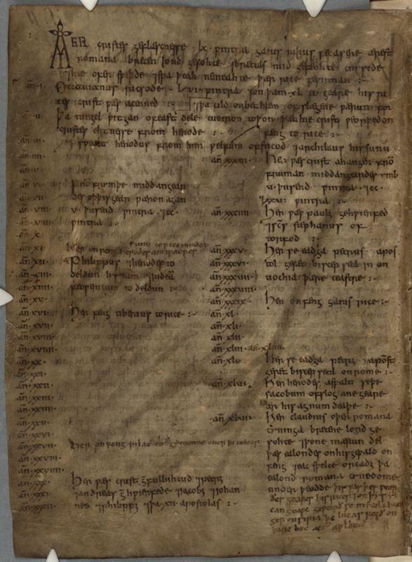 Anglo-Saxon Kingdoms – Art, Word, War at the British Library